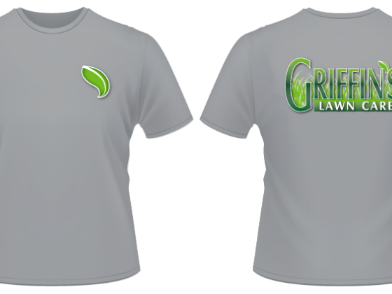 Griffin's Lawn Care Shirts